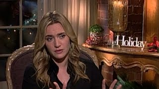 'The Holiday' Interview