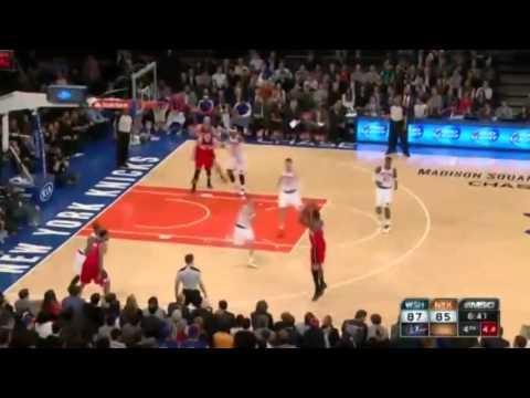 Washington Wizards vs New York Knicks   December 16  2013   Full Highlights   NBA 2013 14 Season