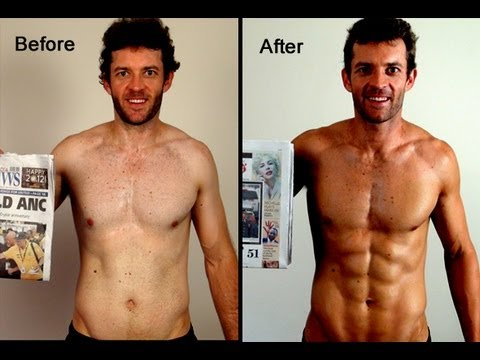 My Before And After Photos Of The 6weeksixpack Xtreme