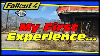 My First Experience Playing Fallout 4! Fallout 4 First Impression Thoughts & Opinions!