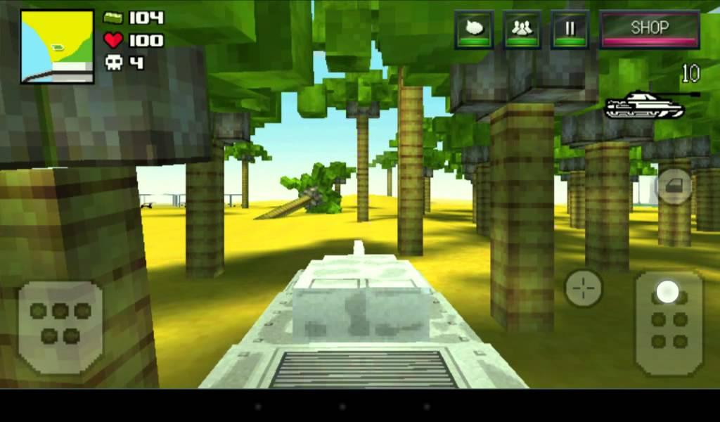 Скачать на андроид игры блок сити варс