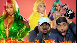 Nicki Minaj - Barbie Dreams (Music Video) 😍🔥 | REACTION!!!!