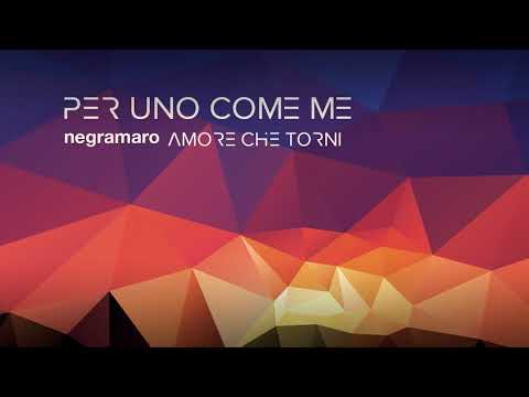 negramaro - Per uno come me (Audio ufficiale)