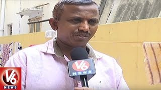 Special Report On Negligence On Rain Water Harvesting Pits In Hyderabad
