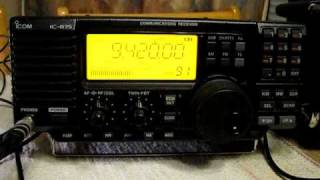 Voice Of Greece 9420 Khz 22 12 2010