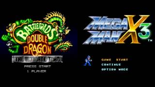 Battletoads & Double Dragon - The Ultimate Team Stage 5 (MMX3 Style)