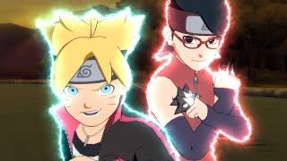 All Team Ultimate Jutsus ROAD TO BORUTO/DLC | NARUTO SHIPPUDEN Ultimate Ninja STORM 4 ROAD TO BORUTO