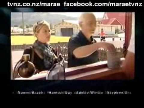 Next week The changing face of Tourism Marae TVNZ 18 Apr 2010
