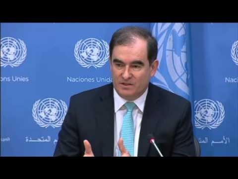 Gaza: nothing more shameful than attacking sleeping children, says Ban Ki-moon