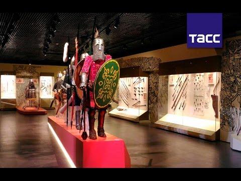 Музейный комплекс на месте Куликовской битвы открылся в Тульской области