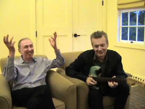 Al Stewart & Peter White, May 2011