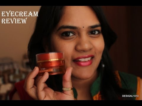 Review Pure Vitamin C+ Anti Aging Eye cream | Desigal1010