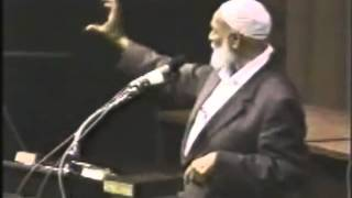Ahmed Deedat Answer – Why do you attack our country America and our faith