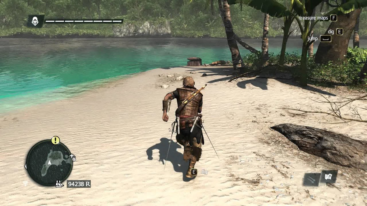 Cayman Black Flag Creed iv Black Flag 327