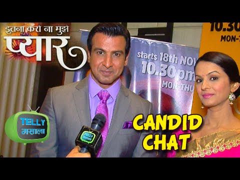 Ronit Roy In Itna Karo Na Mujhe Pyaar | Interview | Sony Tv video