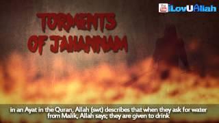 The Torments of Jahannam ᴴᴰ | Bilal Assad