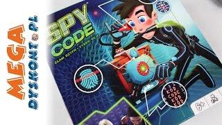 Spy Code - Złam Szyfr i Otwórz Sejf! - Epee - Gra Szpiegowska - EPE02576