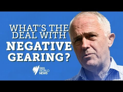 Politics 101: What's the Deal with Negative Gearing?
