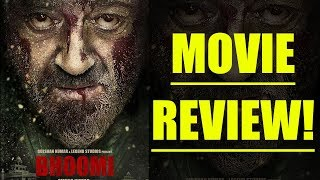 Bhoomi Movie Review: Sanjay Dutt comeback Film is MUST WATCH | FilmiBeat