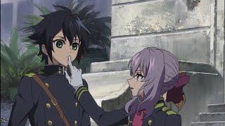 ?Yuu and Shinoa? TROUBLEMAKER