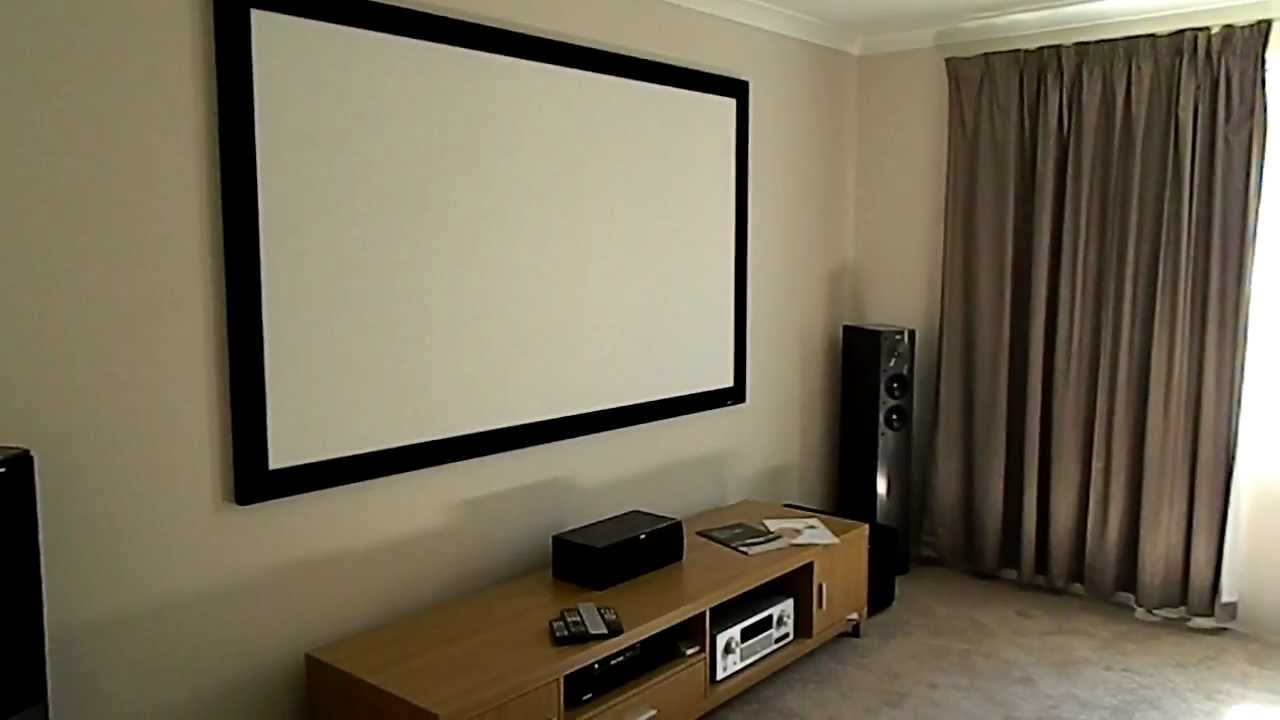 Diy Home Theater Youtube