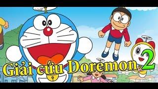 Game giải cứu Doremon 2   Video hướng dẫn chơi game 24h