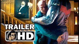 DEADPOOL 2 Official International Trailer #1 - New Footage (2018) Ryan Reynolds Marvel Movie HD