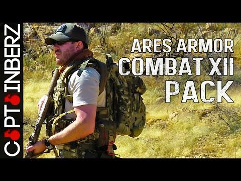 Ares Armor Combat XII Pack