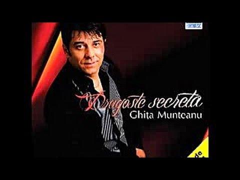 Ghita Munteanu - Noaptea cand adorm - CD - Dragoste secreta