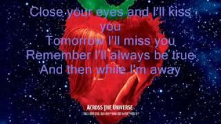 Jim Sturgess - All My Loving
