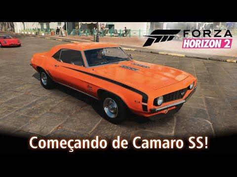 Começando de Camaro SS! | Forza Horizon 2 [PT-BR]