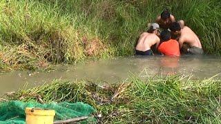 Hiệp 2 : Săn bắt cá nước sâu và tự nấu nướng bữa dân dã thôn quê