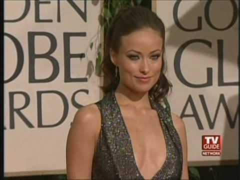 Olivia Wilde 2010 Golden Globes Video