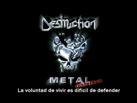Destruction - Fear Of The Moment