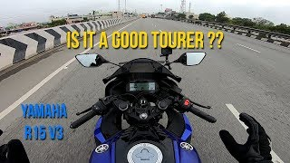 R15 V3 Touring Experience || Should You Tour on this ??