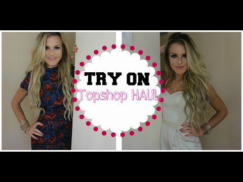♡ TRY ON HAUL | Topshop ♡