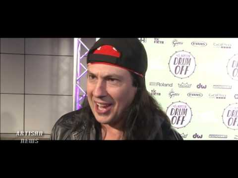 DREAM THEATER DRUMMER MIKE MANGINI INTERVIEW - DRUM OFF, NEW DREAM THEATER ALBUM, LEMMY VS BOWIE