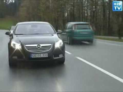 Opel Insignia - następca Vectry(?) moto24tv
