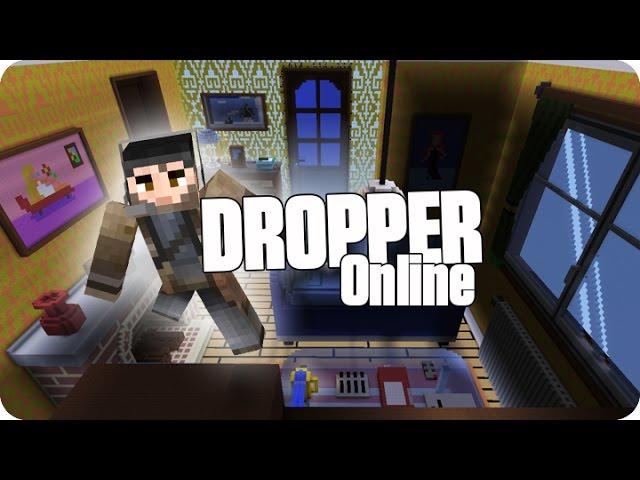 ¡El TROFEO PERDIDO! | Dropper Online Minecraft