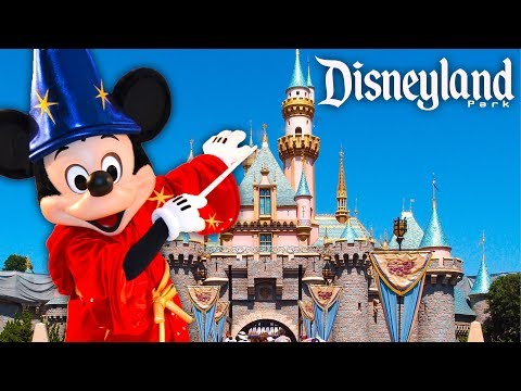 Top 10 Best Disneyland Secrets!- History of Disneyland