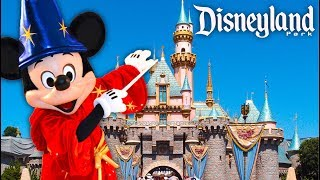 Top 10 Best Disneyland Secrets!- History of Disneyland