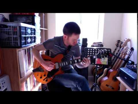 Tangerine, Jazz Guitar Chord Melody