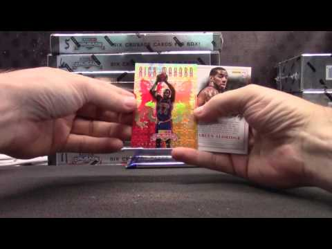Daniel's 2012/13 Crusades & 14/15 Prizm JUMBO NBA 12 Box Break