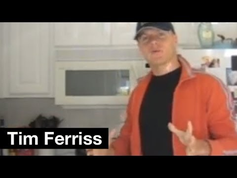 "Tim Ferriss - The 3-Minute ""Slow-Carb"" Breakfast"