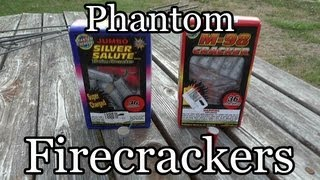 Phantom Firecrackers