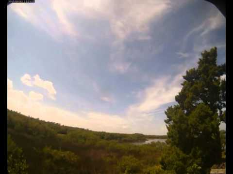 Cloud Camera 2015-09-03: Pasco Energy and Marine Center