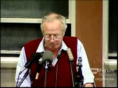 Noam Chomsky and Robert Fisk - War, Geopolitics, and History 5/7