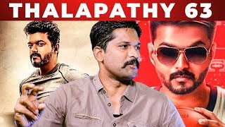 Thalapathy 63 la Ennoda Role……… | Actor Soundarjan Reveals