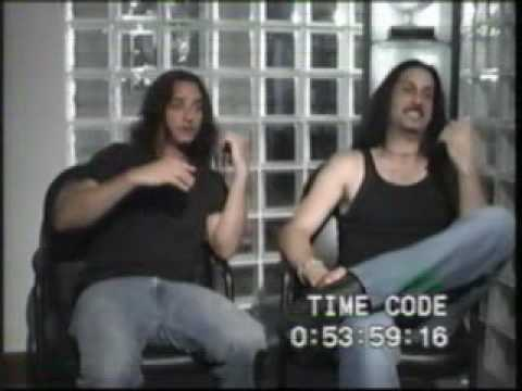 Type O Negative Interview for Concrete Part 2 of 3