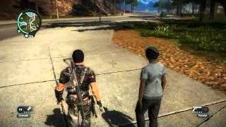 Just Cause 2 comment seduire une fille